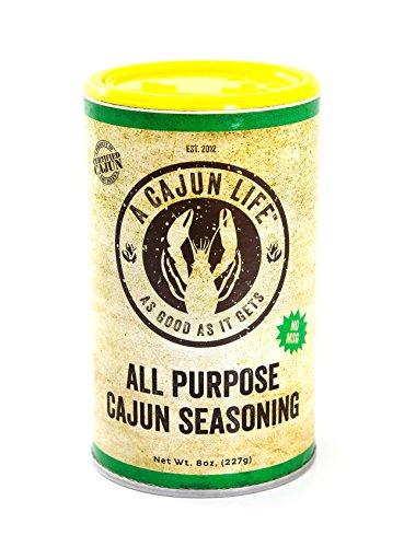 A Cajun Life Original All-Purpose Seasoning