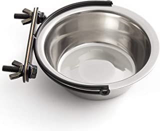 Best stainless steel crate bowl Reviews