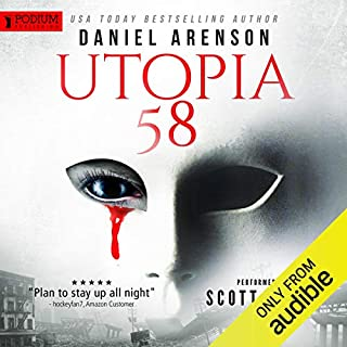Utopia 58 cover art