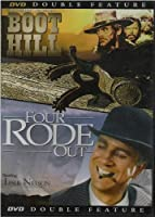 Double Feature Boot Hill / Four Rode Out