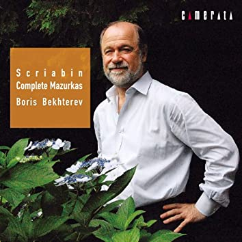 Scriabin: Complete Mazurkas