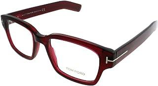 TOM FORD Eyeglasses FT5527 066 Shiny Red