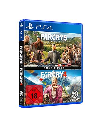 Far Cry 4 + Far Cry 5 (Double Pack)