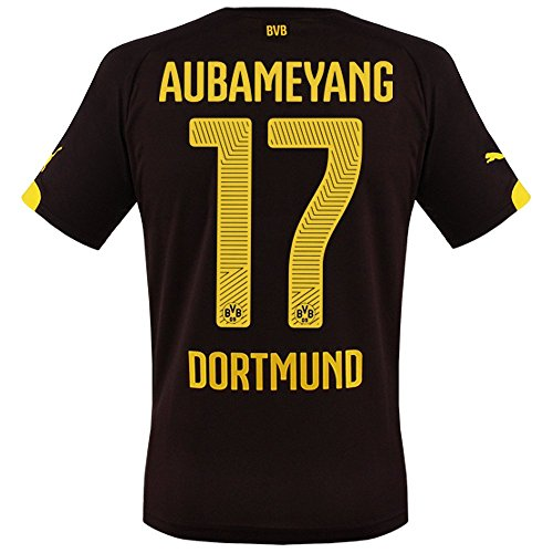 BVB Aubameyang Trikot Away 2016, M