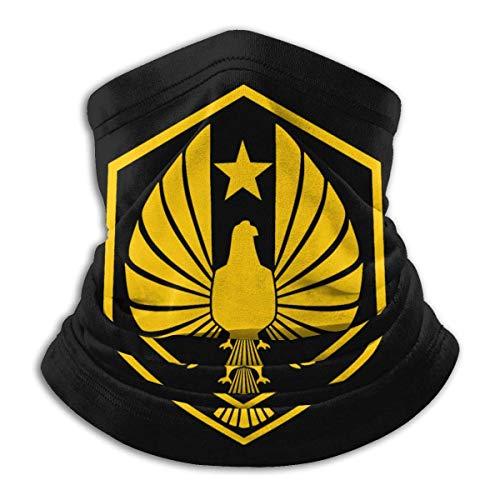 US Marine Corps Veteran Unisex Microfiber Neck Warmer Neck Gaiter Face Mask Bandana Balaclava