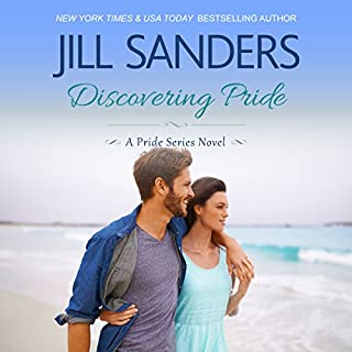 Discovering Pride audiobook cover art