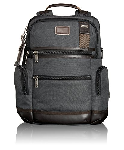 Tumi Alpha Bravo, Zaino Knox, Antracite (Grigio) - 222681AT2