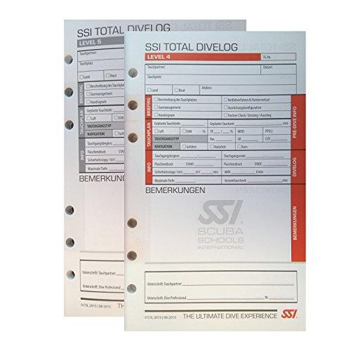 SSI - Log Booklet - Level 4-5 (76TG)