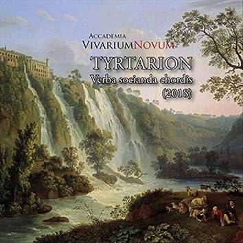 Verba Socianda Chordis (2018)