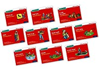Read Write Inc. Phonics: Red Ditty Books Mixed Pack of 10