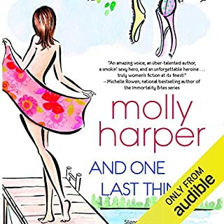 And One Last Thing...                   By:                                                                                                                                 Molly Harper                               Narrated by:                                                                                                                                 Amanda Ronconi                      Length: 8 hrs and 23 mins     6,768 ratings     Overall 4.4