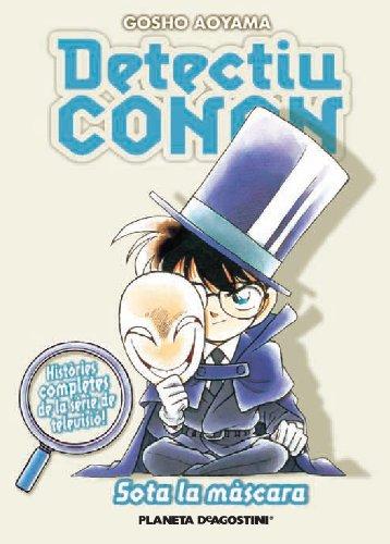 Detectiu Conan, Sota la màscara (Manga Shonen)