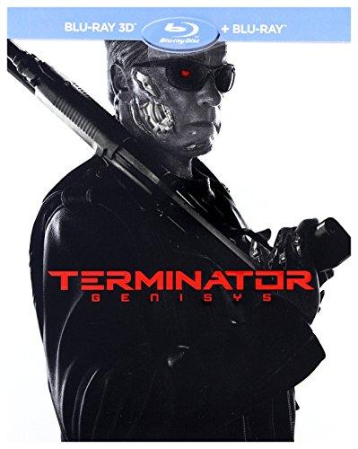 Terminator: Genesis [Blu-Ray]+[Blu-Ray 3D] [Region Free] (IMPORT) (Keine deutsche Version)