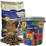 Lyra Pet® 8 kg + 400 g gratis High Premium Dog Soft Strauß & Kartoffel Trockenfutter Allergiker...