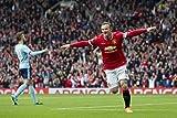 Manchester United – Wayne Rooney - Poster Plakat Drucken