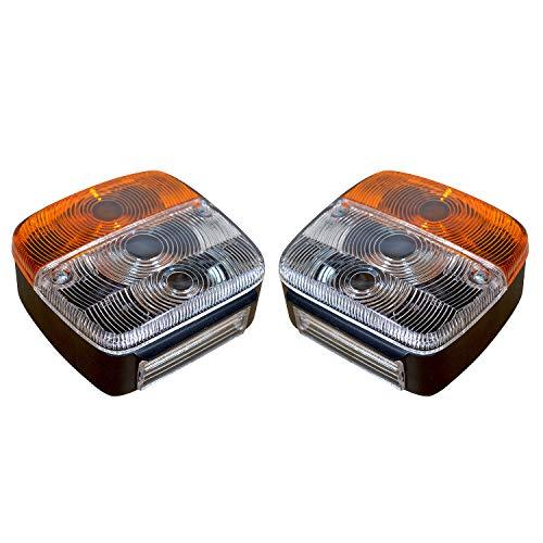 Bajato: 2 x Traktoranhänger landmaschine Vorderseite-lampe Licht- 11002202