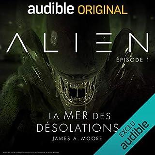 Couverture de Alien - La mer des désolations 1