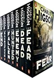 Charlie Higson The Enemy Series 7 Books Collection Set (The Enemy, The Dead, The Fear, The Scarifice, The Fallen, The Hunted, The End)