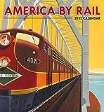 America by Rail 2022 Wall Calendar