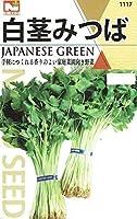【種子】 白茎三つ葉 [1117]