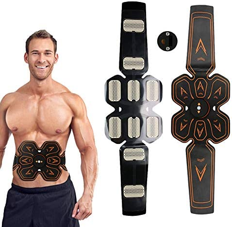 Top 10 Best abs six pad massage trainer Reviews