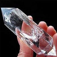 LEKING 蛍石 100天然 ホタル石 風水浄化 治療石 置き物 50-60MM 石英水晶の杖 水晶 原石 浄化 開運アイテム 風水