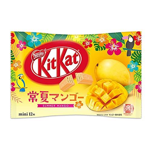 キットカット ミニ 常夏マンゴー 12枚×12袋セット