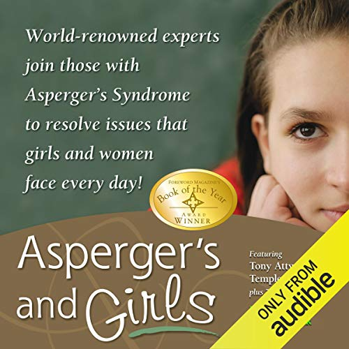 Asperger's and Girls  By  cover art