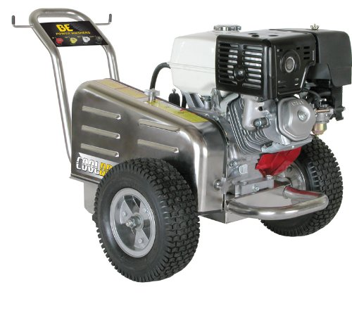 Review Of B E Pressure CD-4013HWBSCOMA Gas Powered Pressure Washer, GX390, 4000 PSI, 3.5 GPM
