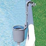 Skimmer de piscina / Surface Skimmer – Montaje en pared piscinas skimmer Einhängeskimmer automático para el cuidado diario de la piscina