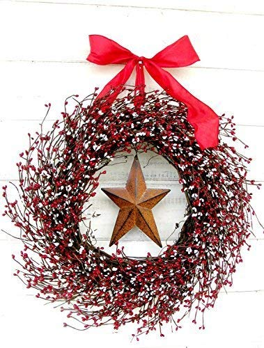 Wildridge Designsummer Wreath Summer Door Wreath Summer Home Decor Holiday Wreath Red Wreath Farmhouse Wreath 4th Of July Wreath Patriotic Wreath July 4th Decor Christmas Gift Front Door Wreath Gifts Dailymail