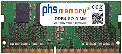 PHS-memory 4GB RAM módulo para HP 15-da0105ns DDR4 SO DIMM 2400MHz