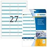 HERMA 4419 Namensetiketten DIN A4 ablösbar selbstklebend