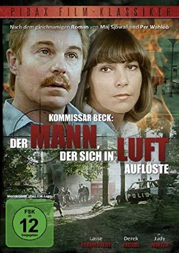 Kommissar Beck: Der Mann, der sich in Luft auflöste (Pidax Film-Klassiker)