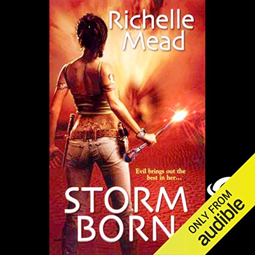 Storm Born Audiobook By Richelle Mead cover art
