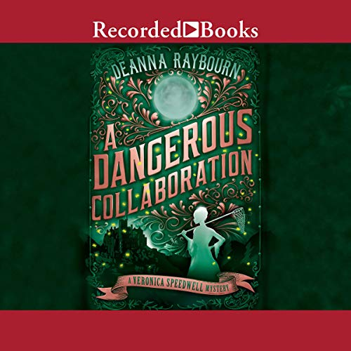 A Dangerous Collaboration audiobook cover art