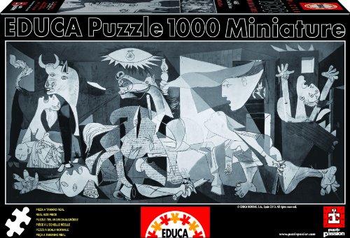 Educa Borrás- Obras de Arte Puzzle 1000 (14460)