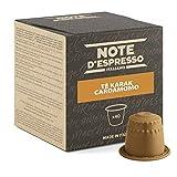 Note d'Espresso - Cápsulas para las cafeteras Nespresso, Chai Karak Cardamom Tea, 7 g (caja de 40 unidades)