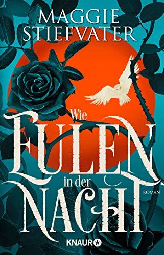 Buchseite und Rezensionen zu 'Wie Eulen in der Nacht: Roman' von Maggie Stiefvater
