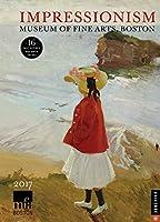 Impressionism 2016-2017 Engagement Calendar (Desk Diary)