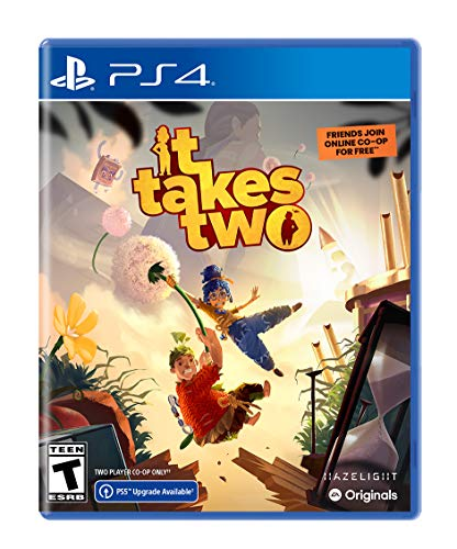 It Takes Two (輸入版:北米) - PS4