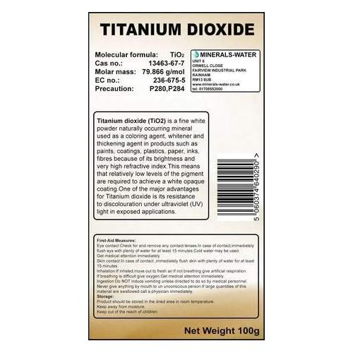 Titanium Dioxide: Amazon co uk