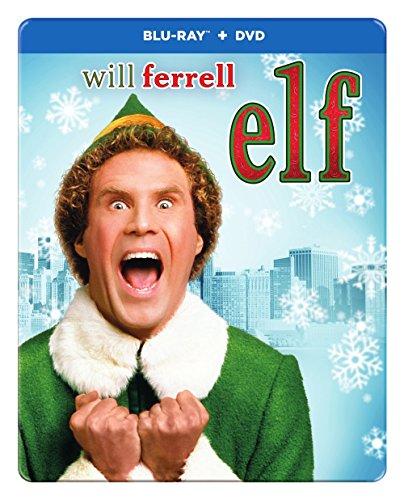 Elf: 10th Anniversary (STLBK+BD+DVD) [Blu-ray]