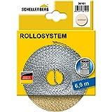 Schellenberg 36101 Cinta de persiana ancho, color beige, Maxi 23 mm/6 m
