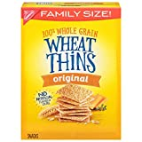 Wheat Thins Whole Grain Crackers - Original - 16.00 Ounces