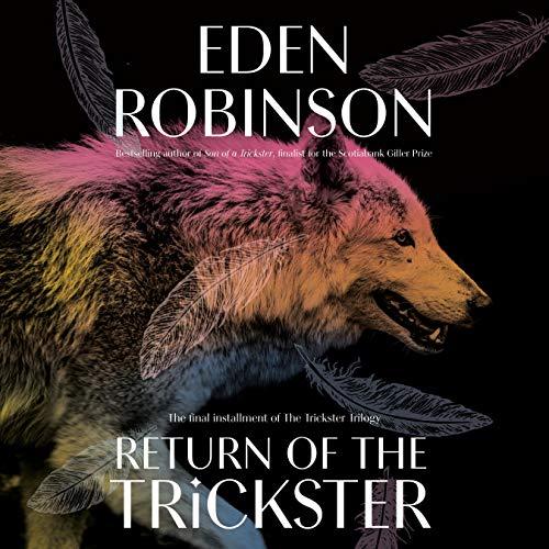 Return of the Trickster cover art