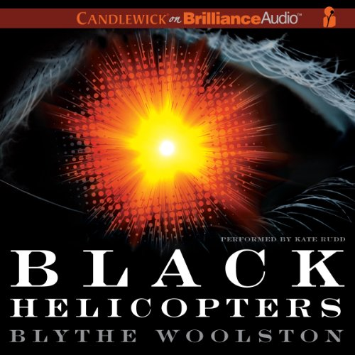 Black Helicopters audiobook cover art