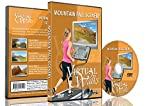 Balade Virtuelle Paysages de Montagne pour marche intérieure tapis roulant et vélo d'apartement