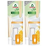 Frosch Oase Orangenblüte Nachfüller 90ml - mit natürlichen Ölen (2er Pack)