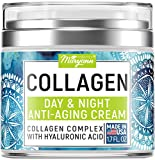 Maryann Organics Collagen Cream - Anti Aging Face...